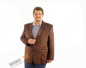 Büyük Beden Erkek Blazer Ceket