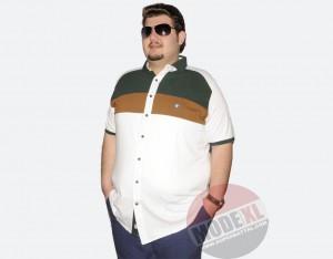 büyük beden erkek penye tshirt