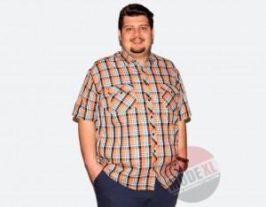 büyük beden erkek gömlek 2015