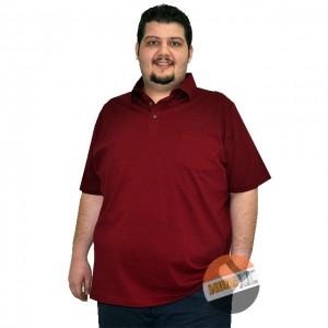 Yeni sezon büyük beden erkek t-shirt kırmızı